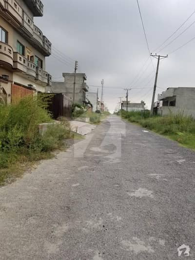 25x50 Plot Is Available For Sale In I-14/4