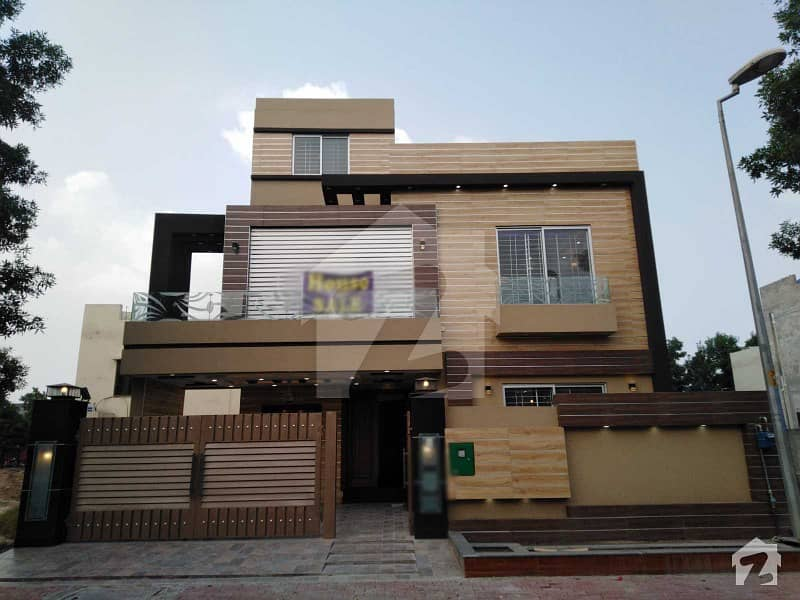 10 Marla Brand New House For Sale In Tulip Block Of Bahria Town Lahore