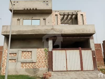 5 Marla House Available For Sale In Sitara Gold City