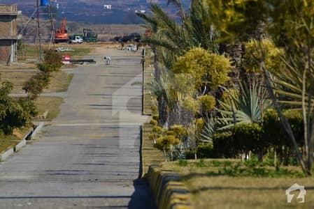 گرین سٹی اسلام آباد میں 1 کنال رہائشی پلاٹ 22 لاکھ میں برائے فروخت۔