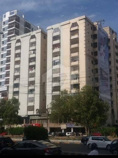 کلفٹن ۔ بلاک 8 کلفٹن کراچی میں 2 کمروں کا 4 مرلہ فلیٹ 1.99 کروڑ میں برائے فروخت۔