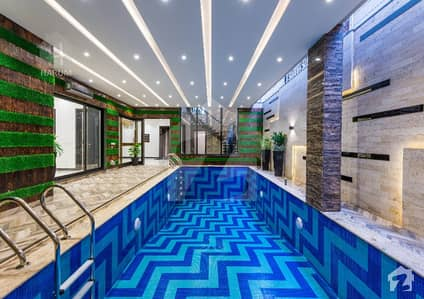 Swimming Pool Full Basement Victorian Design Brand New Bungalow For Sale