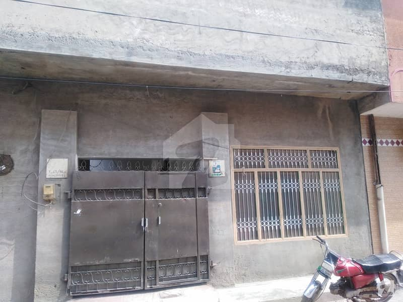 3.5 Marla House Double Storey For Sale
