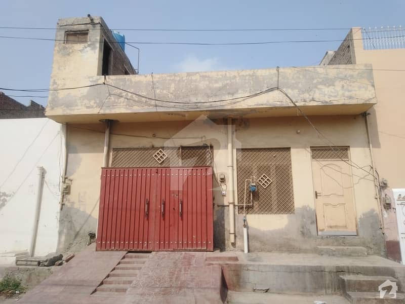 5 Marla 39 Square Feet Double Storey House For Sale