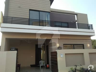 5 Marla Brand New Corner Solid House For Sale In State Life Housing Society Reasonable Price