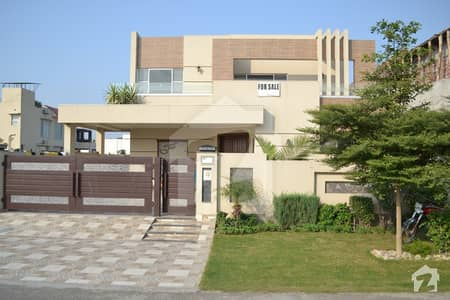 ESTATE LEGENDS PRESENTS 01 KANAL LUXURY HOUSE FOR SALE IN DHA PHASE 6