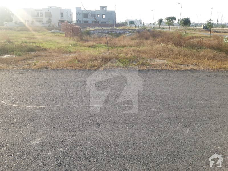 Dha Phase 8 Block T Corner 1 Kanal Pair Available For Sale