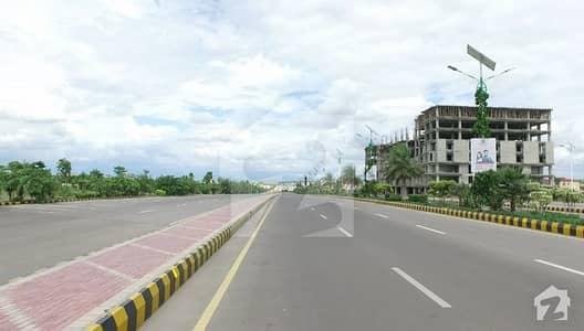 7 Marla Main Boulevard Back Cutting Area Plot Available For Sale In Block A