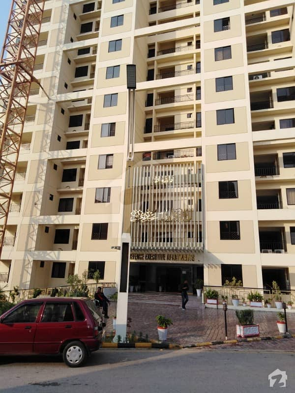 A Brand New 3 Bed Apartment For Sale In Defence Executive Dha Phase 2