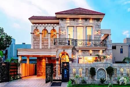 Mediterranean Classy 1 Kanal 5 Beds Cottage Available For Sale In Bahria Town