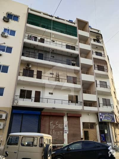 Slightly Used Lift Car Parking Apartment For Rent