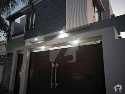 300 Yards Brand New Top Class Bungalow   For Sale