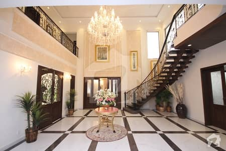 Royal Class One Kanal Brand New Bungalow At Hot Location In Dha Phase 5