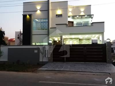 A Class Double Storey House Is Available For Sale In Butch Villas Phase 1 Main Boulevard
