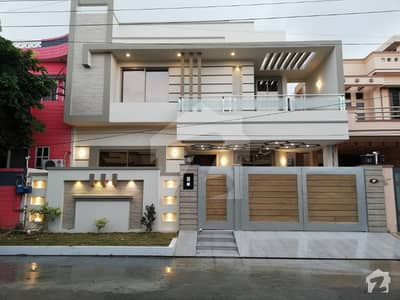 Excellent Location Brand New 10 Marla Luxury House For Sale