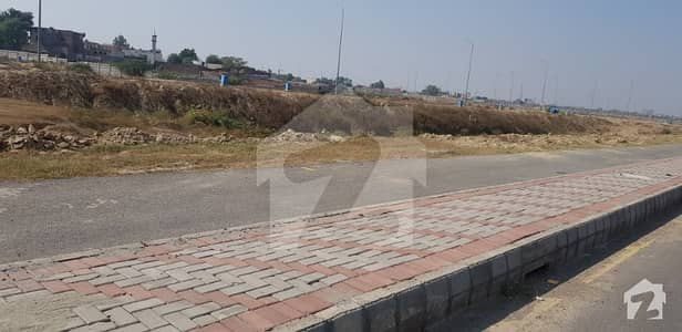 1 Kanal 90 Square Feet  Possession Plot Demand 130 Lac