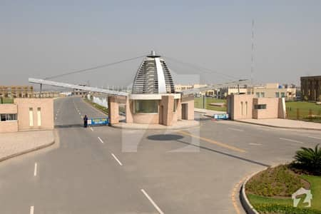 Excellent Location 8 Marla Developed Plot Available For Sale In Bahria Orchard Extension D Block