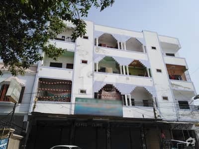 900 Sq Feet 3rd Floor Flat Available For Sale In Unit No. 9 Hina Heights