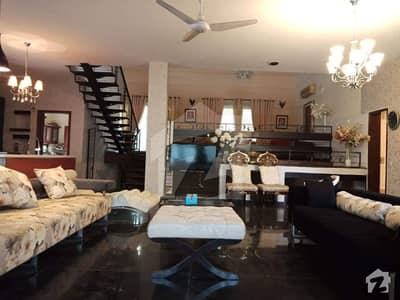 1 Kanal Fully Furnished House Is Available On Rent