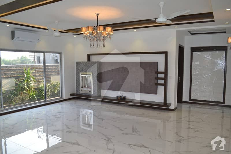 1 Kanal Luxury Elegant Design House For Sale In Dha Phase 6