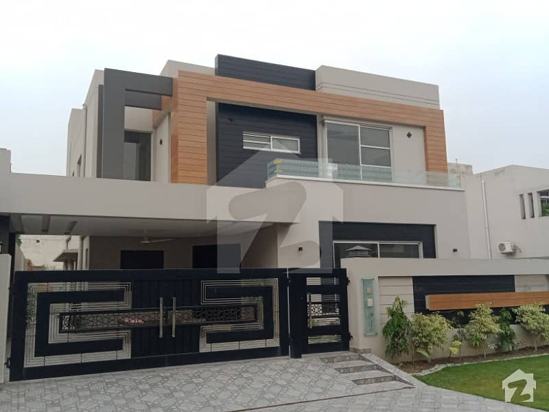 Defence Brand New 13 Marla Bungalow Ideal Location Reasonable Price