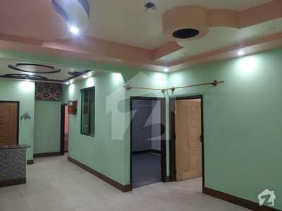 بلوچ کالونی کراچی میں 4 کمروں کا 8 مرلہ بالائی پورشن 1.4 کروڑ میں برائے فروخت۔