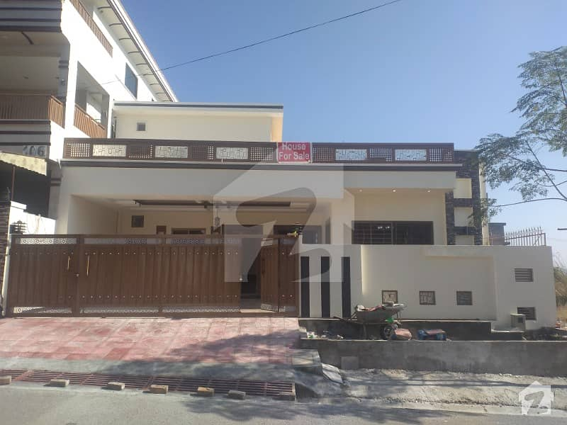 Single Storey House For Sale In CBR Town Phase 1 Islamabad