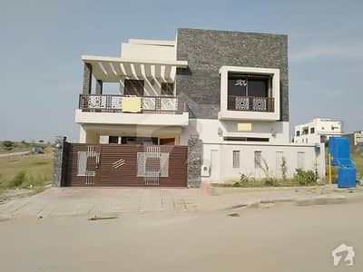 BEAUTIFUL 10 MARLA NEW HOUSE FOR SALE BAHRIA TOWN PH 8 SECTOR C RWP