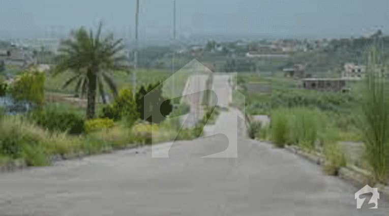 All Dues Clear Plot File For Sale In Sector F