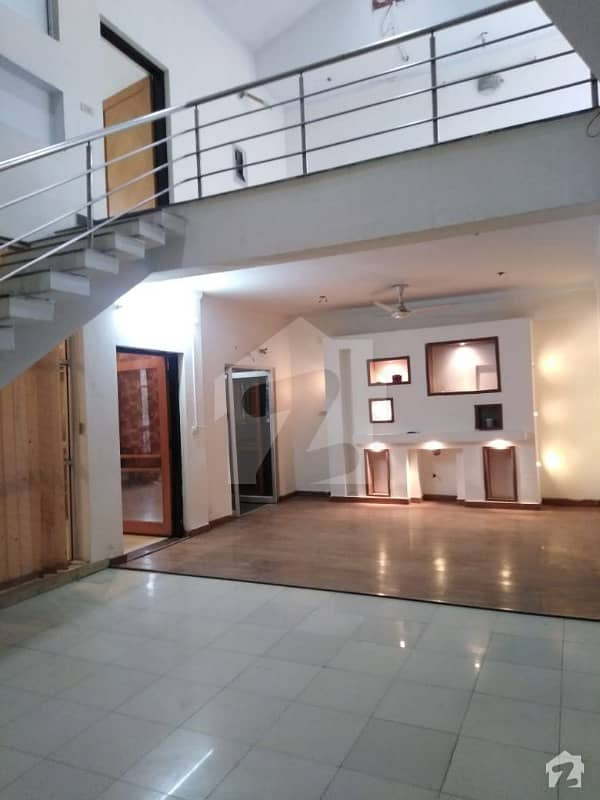SUPERB CONDITION 8 MARLA HOUSE FOR RENT