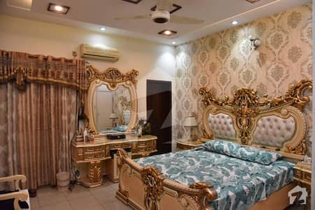 8 Marla Brand New Double Storey House Available For Sale In Johar Town Near Emporium Mall