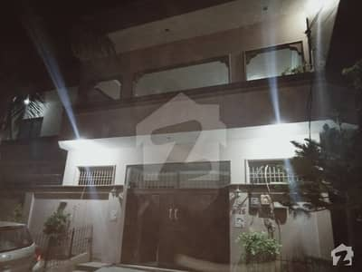 320 Sq Yards Double Storey Corner House For Sale In Saadi Town