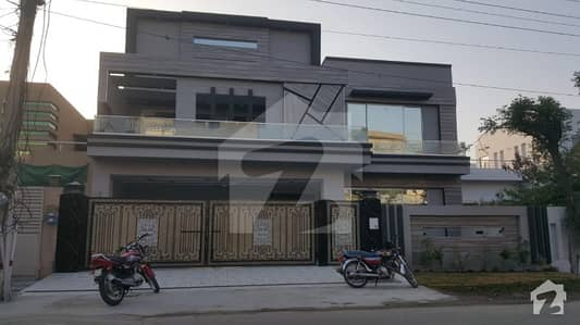 1 Kanal Corner Brand New Double Storey House For Sale
