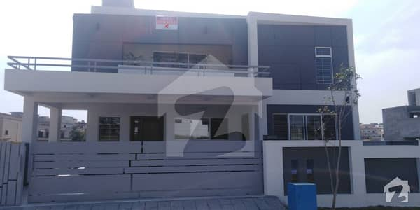 One Kanal House Is Available For Sale In Sector D DHA II Islamabad