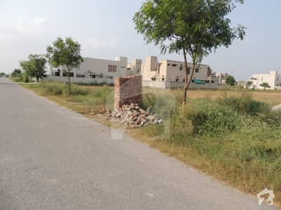 70 Feet Road Plot A Great Opportunity To Invest In Dha Lahore