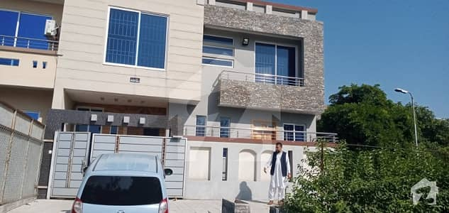 G-11/1 Islamabad Street 62 Brand New Corner House For Sale