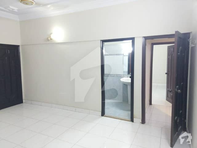 Clifton Block 7 Sea Breeze Super Star 3 Bed Drawing Dining 4th Floor For Rent Available