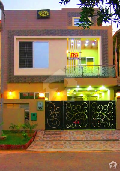 5 Marla House For Rent In Bahria Town Lahore Umar Block Sector B