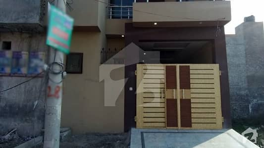 4 Marla Brand New House For Sale In A Block Of Al Rehman Garden Phase 4 Lahore