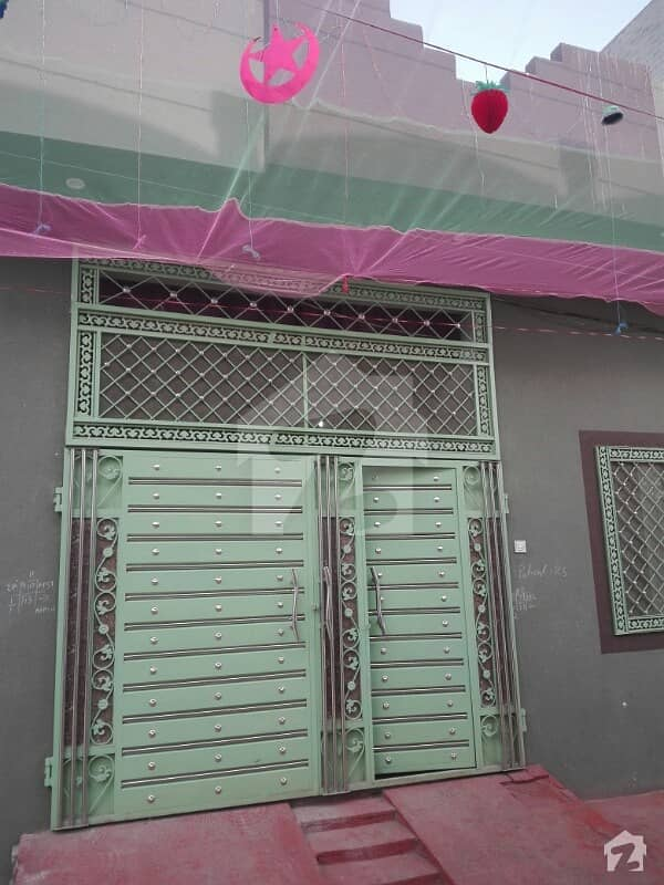 5 Marla single story house for sale in hanif garden Lahore