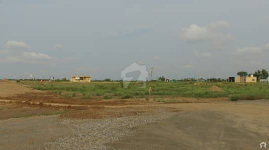Residential Plot Is Available For Sale In Overseas Block