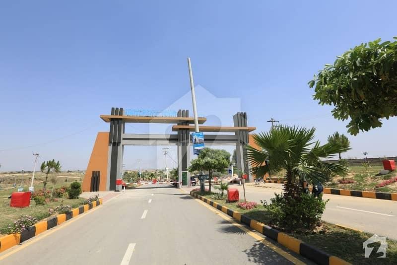 یونیورسٹی ٹاؤن ۔ بلاک اے یونیورسٹی ٹاؤن اسلام آباد میں 5 مرلہ رہائشی پلاٹ 10.5 لاکھ میں برائے فروخت۔