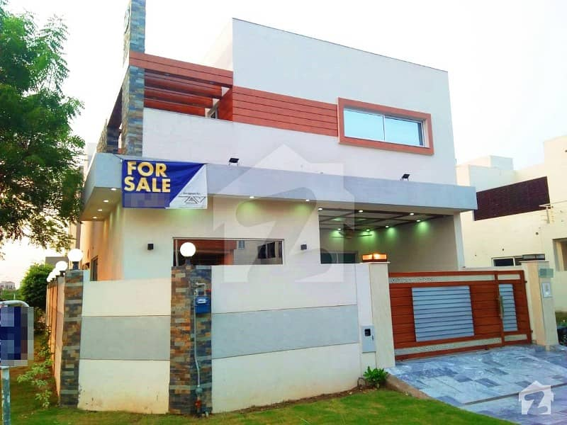 Syed Brothers Offer Fully Basement 7 Marla Brand New Luxury Bungalow Available For Sale
