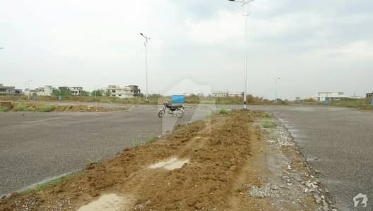 Main Double Road Residential Plot For Sale On G-16/4 Islamabad