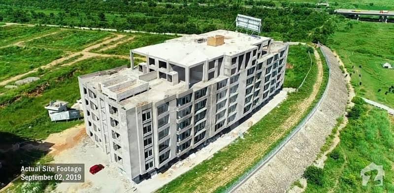 رِیوَر واک اسلام آباد ایکسپریس وے اسلام آباد میں 3 کمروں کا 6 مرلہ فلیٹ 70 لاکھ میں برائے فروخت۔
