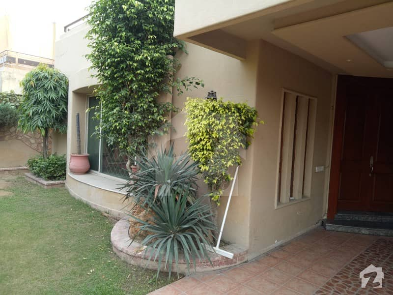 1 Kanal Semi Furnished House Is Available For Rent Located In Phase 4 Dd Block Dha Defence