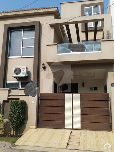 Al Habib Property Offers 5 Marla 1 Year Old Furnished House For Sale In State Life Phase 1 Block A Lahore