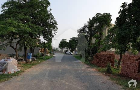 Facing Park 1 Kanal Plot In L Block Phase 8 Dha