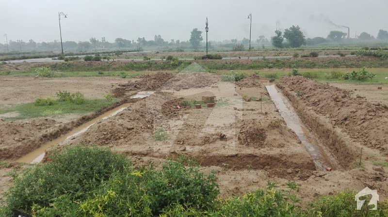 ایڈن گارڈنز ایڈن لاہور میں 5 مرلہ رہائشی پلاٹ 26 لاکھ میں برائے فروخت۔