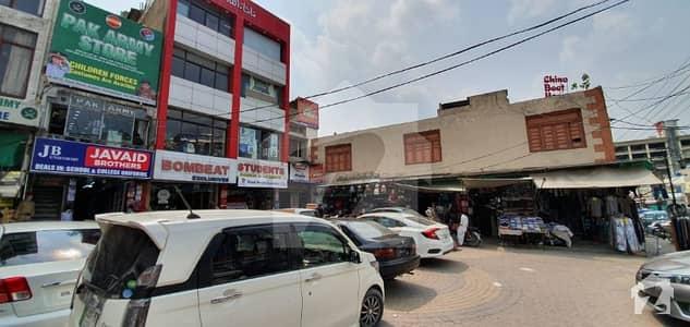 Unique Exclusive Facing Parking 10 Marla Plaza For Sale